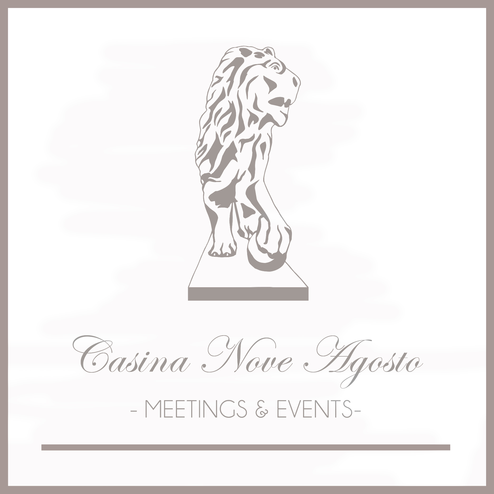 Casina Nove Agosto – Eventi, meeting, sport